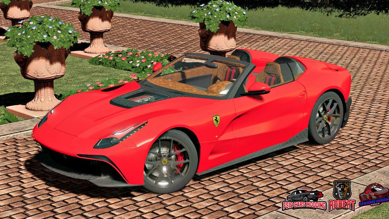 2014 Ferrari F12 Trs Ls19 Kingmods