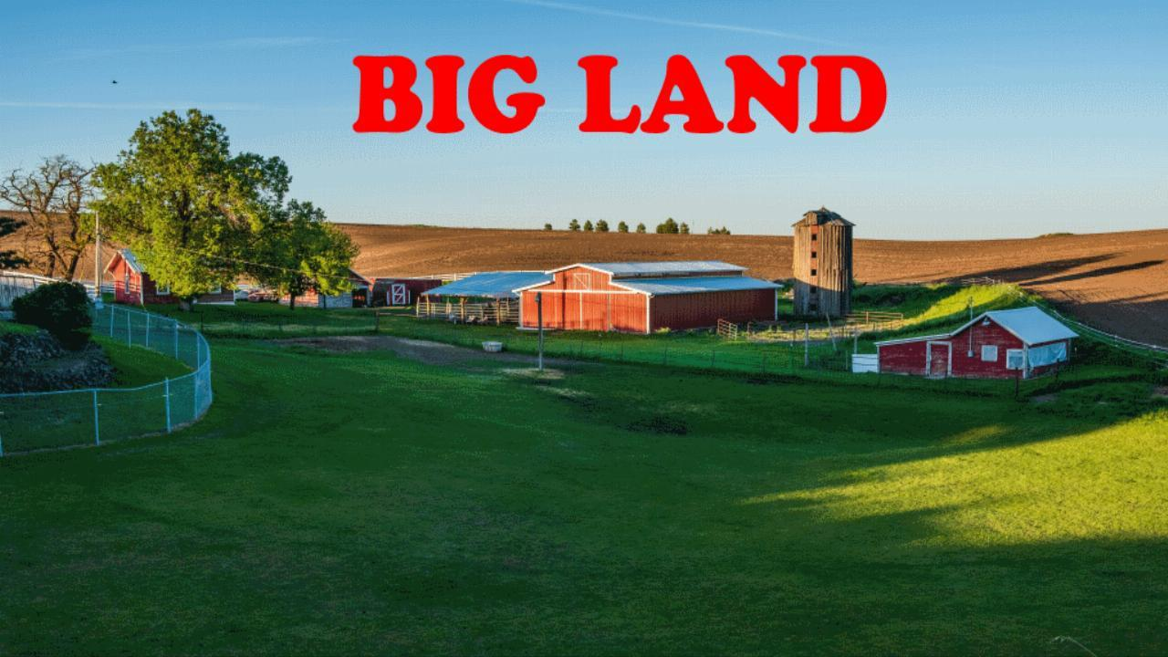 Big Land to Build