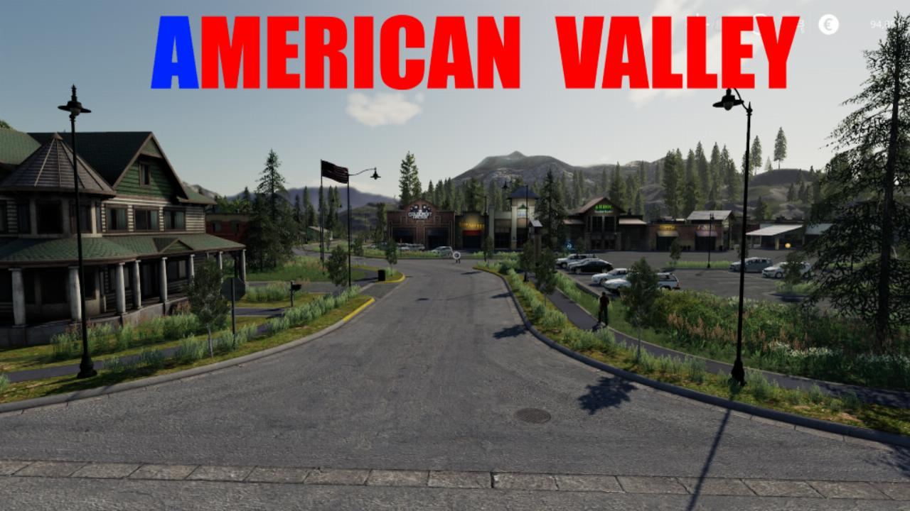AMERICAN VALLEY