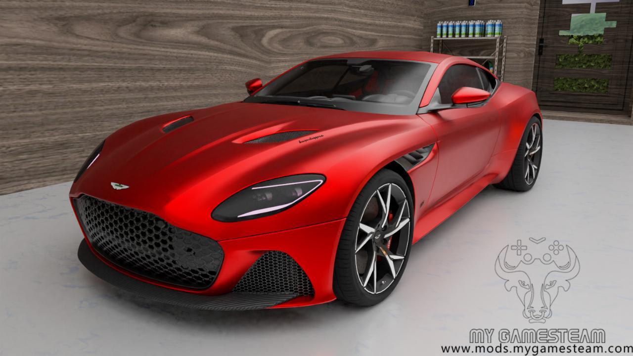 Aston Martin Dbs Superleggera 2019 Fs19 Kingmods