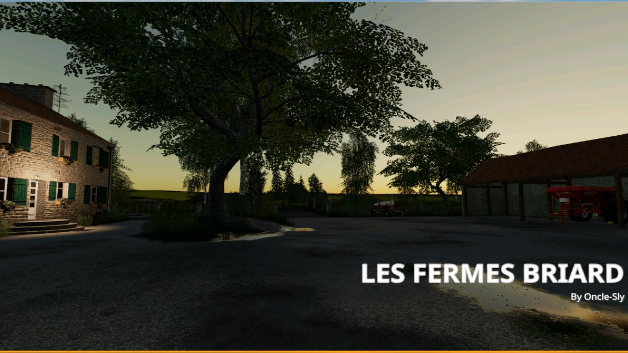 Les Fermes Briard Farm