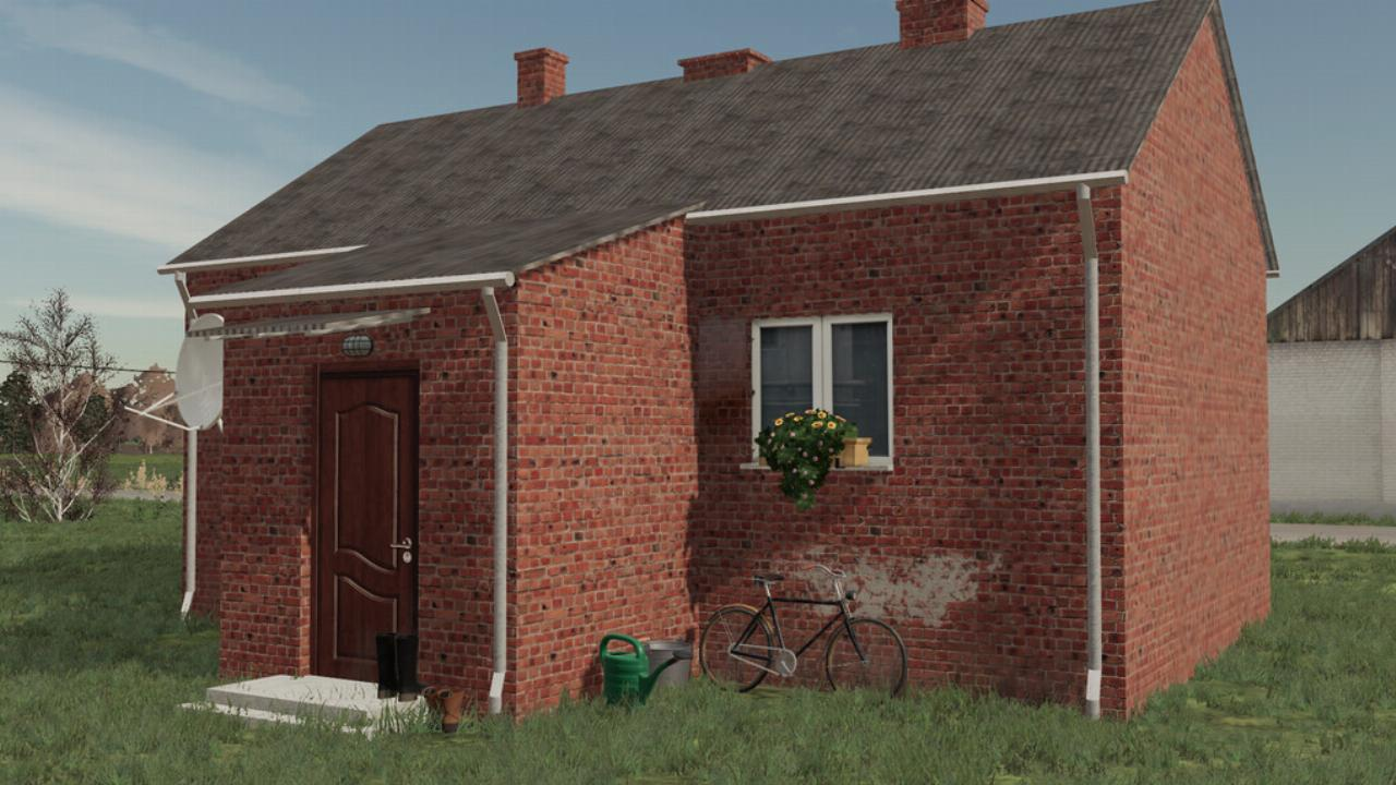 Brick Farmhouse