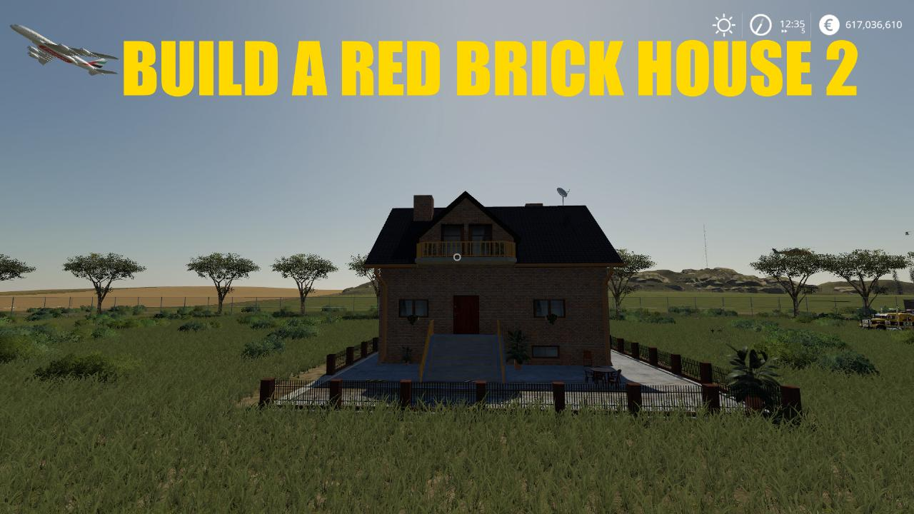 BUILD A REDBRICK HOUSE 02