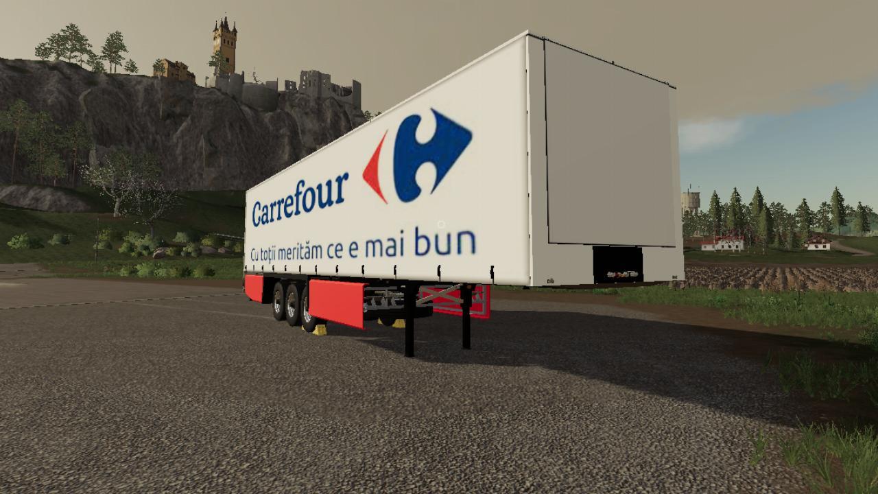 Carrefour-Anhänger LS19