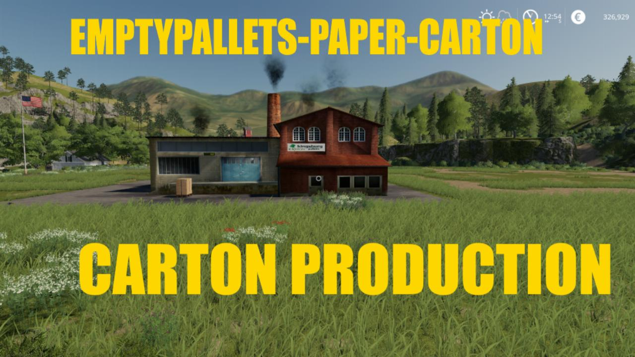 Carton and Pallet Factory