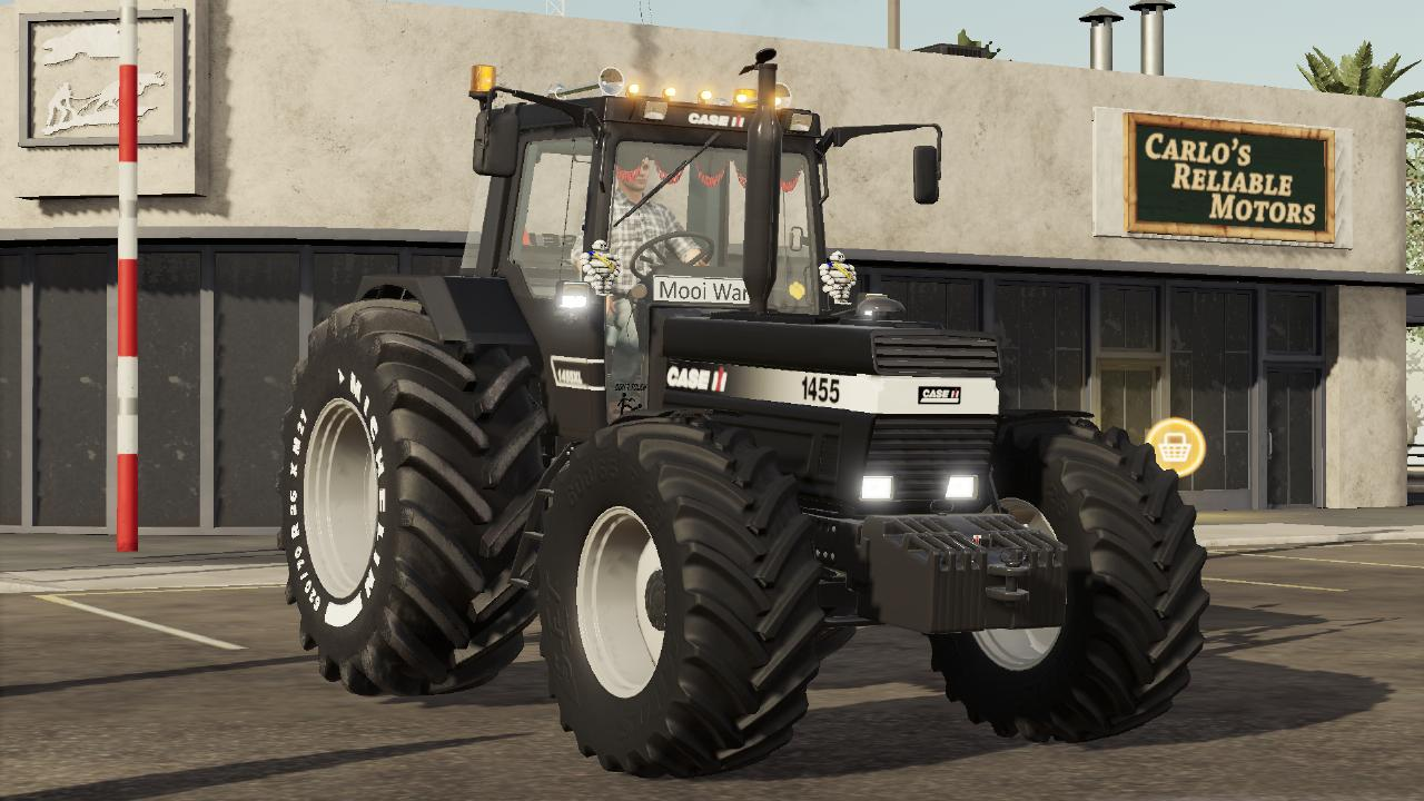 Case IH 1455 PURE SOUND