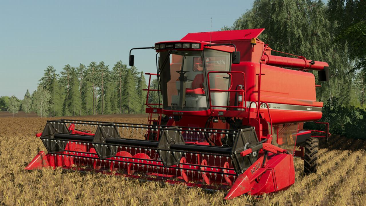 Case IH Axial-Flow 2100 Series