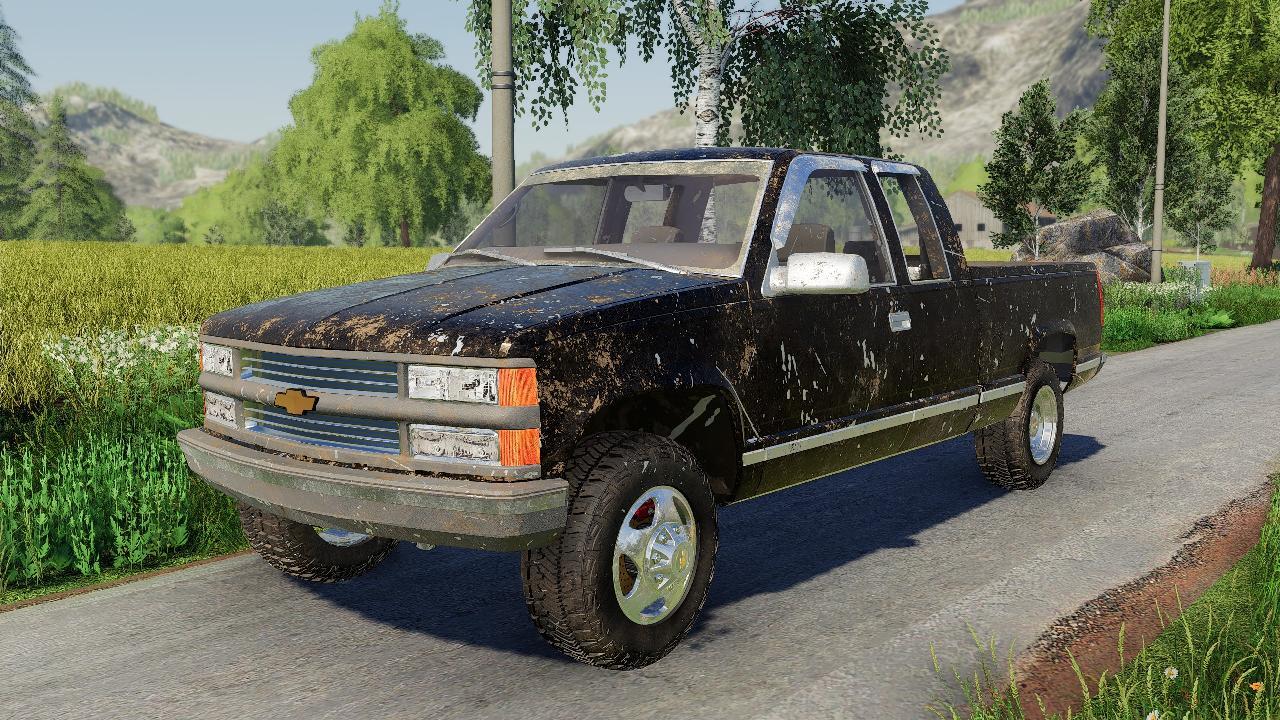 Chevy C 1500 1998