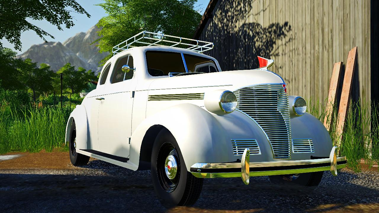Chevy coupe 1939 FS19
