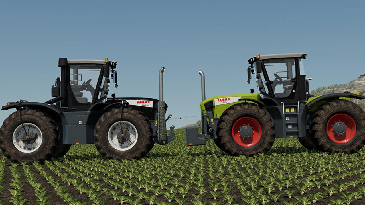 CLAAS Xerion 3000 Series
