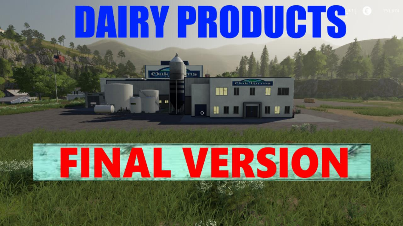 Dairy Placeable