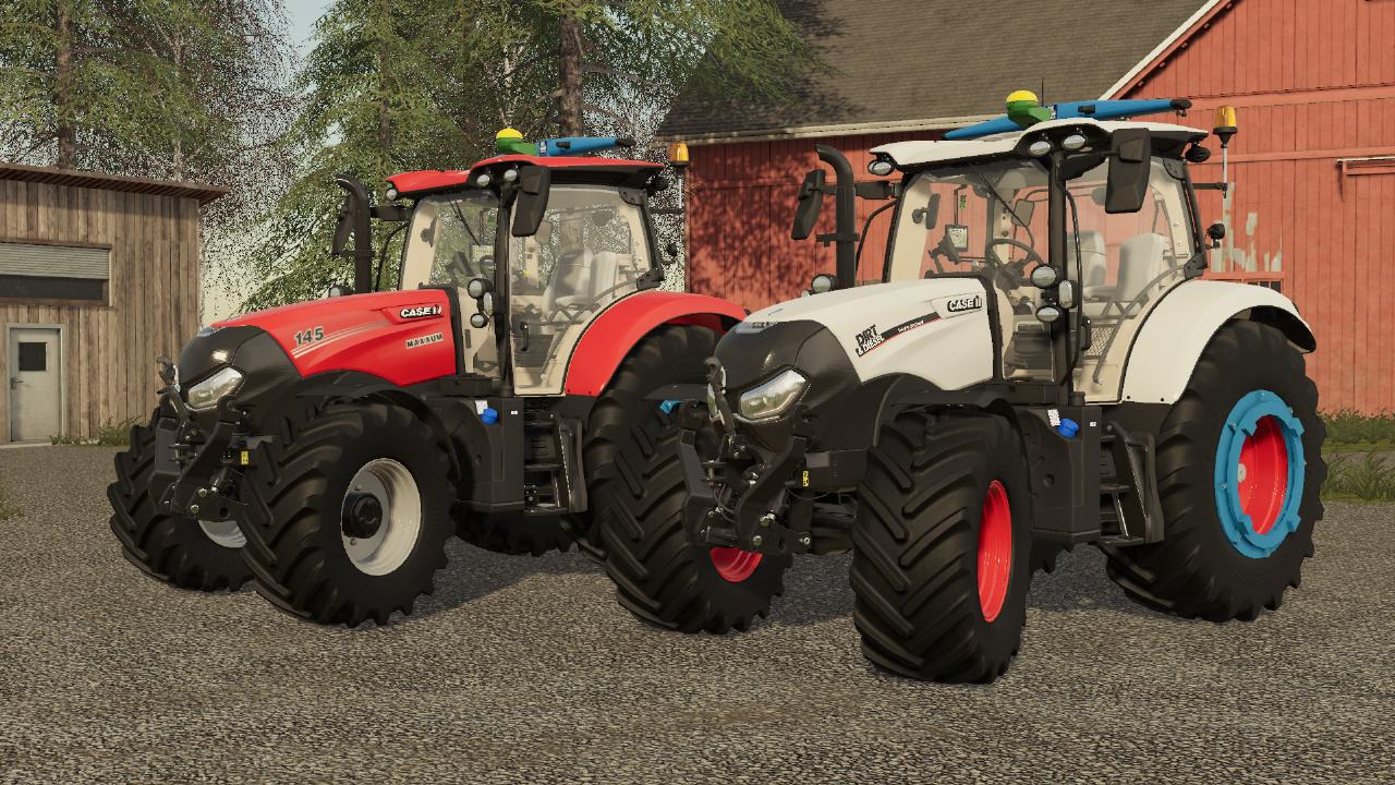 David Brown / Case IH Maxxum