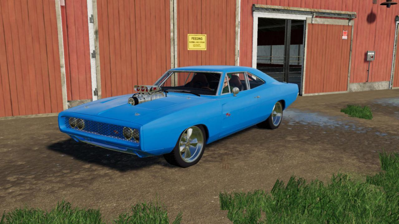 DODGE CHARGER RT1975 FS19
