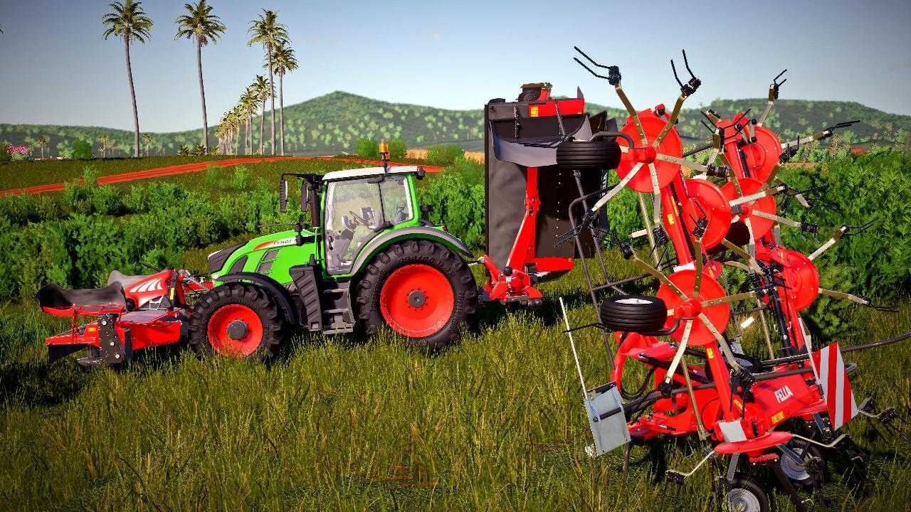 Fella Grassland Equipment