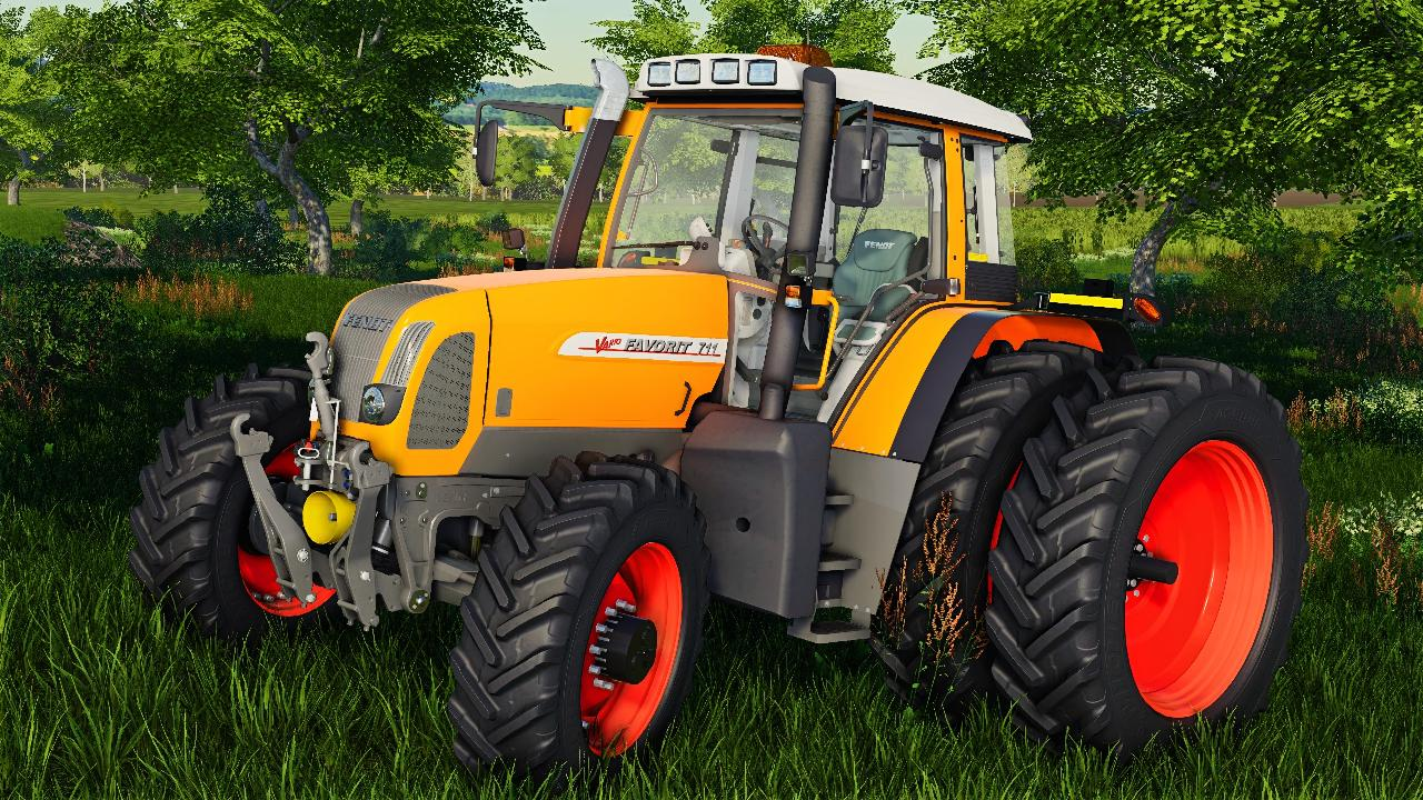Fendt 700 800 TMS US Version