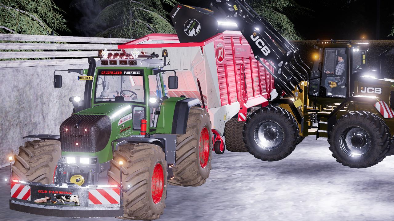 Fendt 900 TMS Vario GLD Team