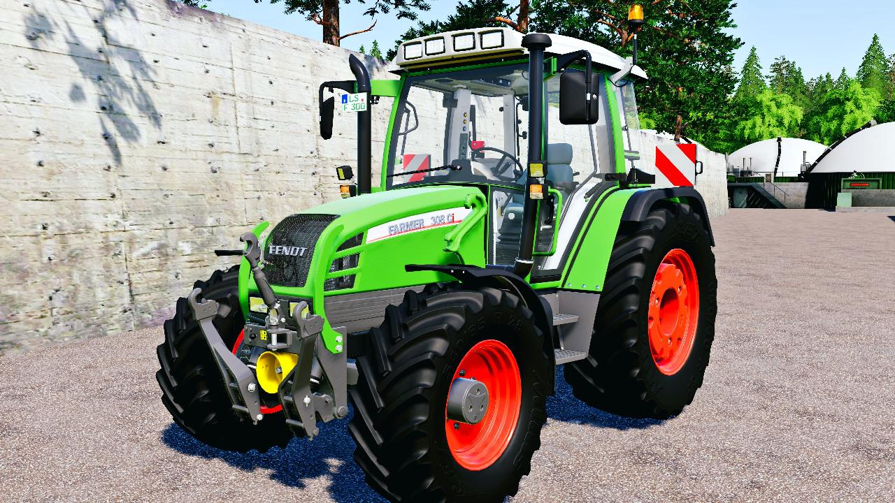 Fendt Farmer 300Ci