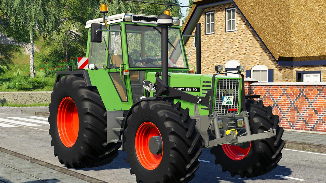 Fendt Favorit 611-615 LSA Pack