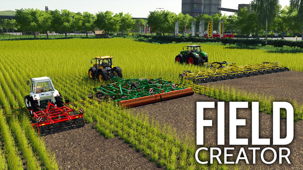 Field Creator Pack