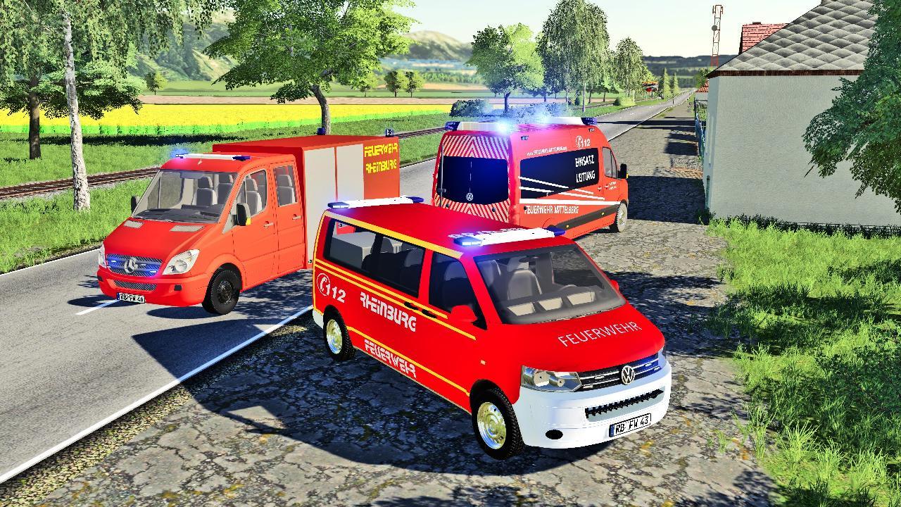 Feuerwehrpaket 112-MODDING