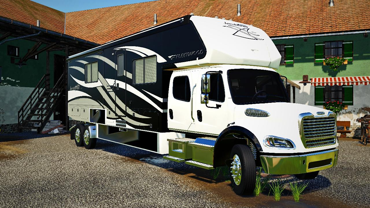 FREIGHTLINER M2 camping car
