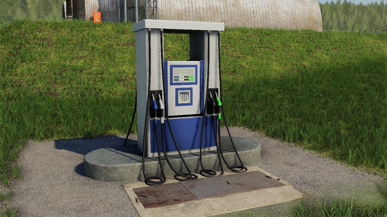 Benzinpumpe LS19