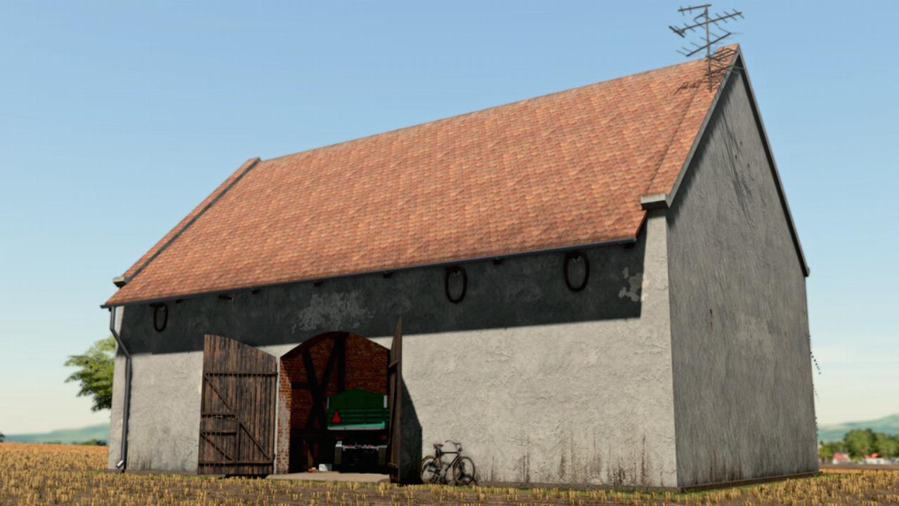 German Barn