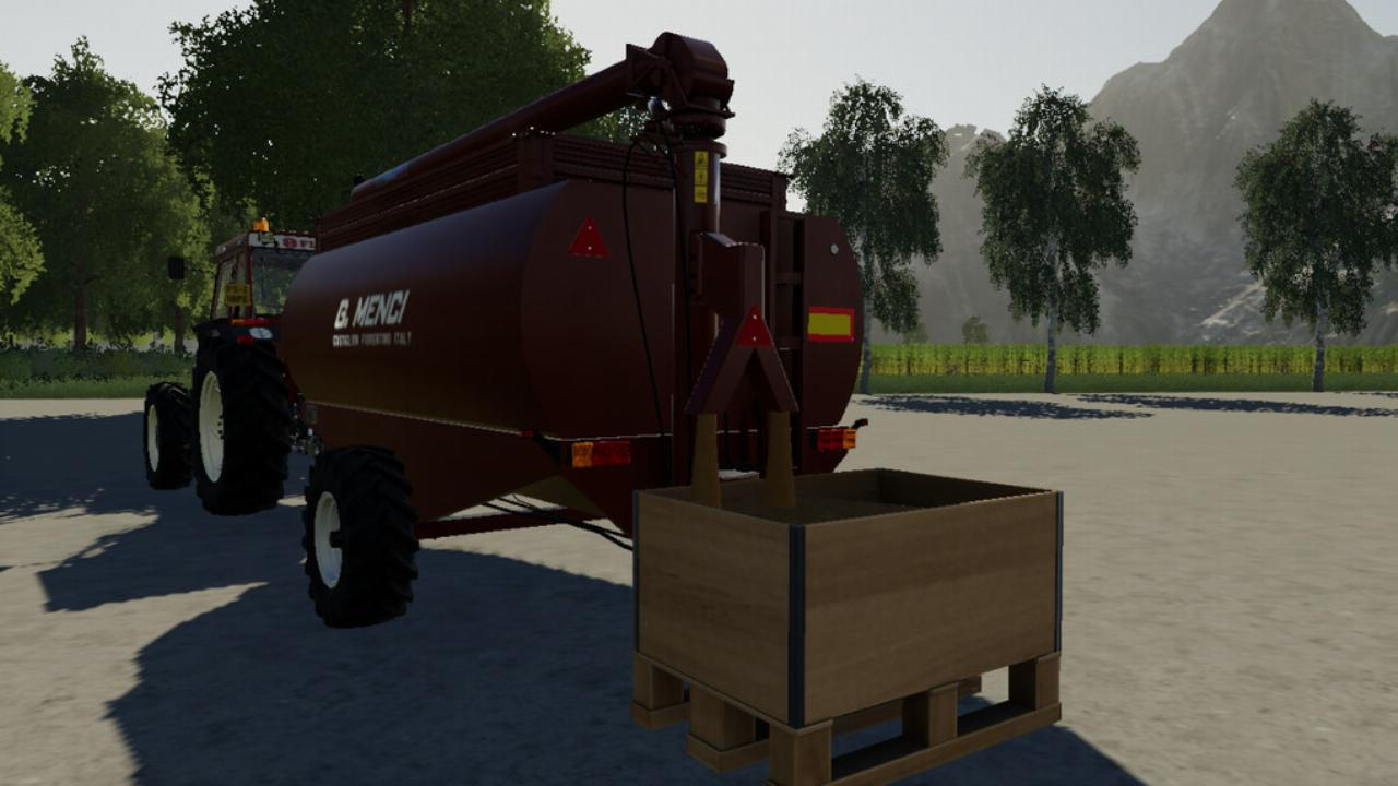Italian Auger Wagon Pack