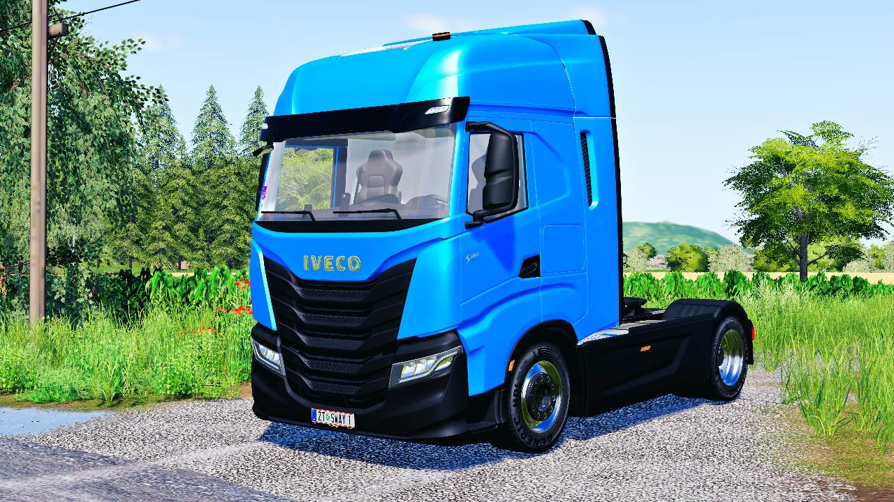 Iveco SWAY 2020 FS19
