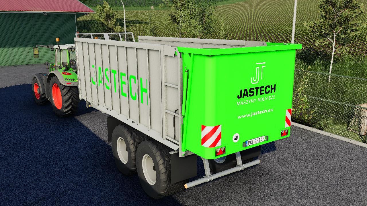Jastech Mega 140