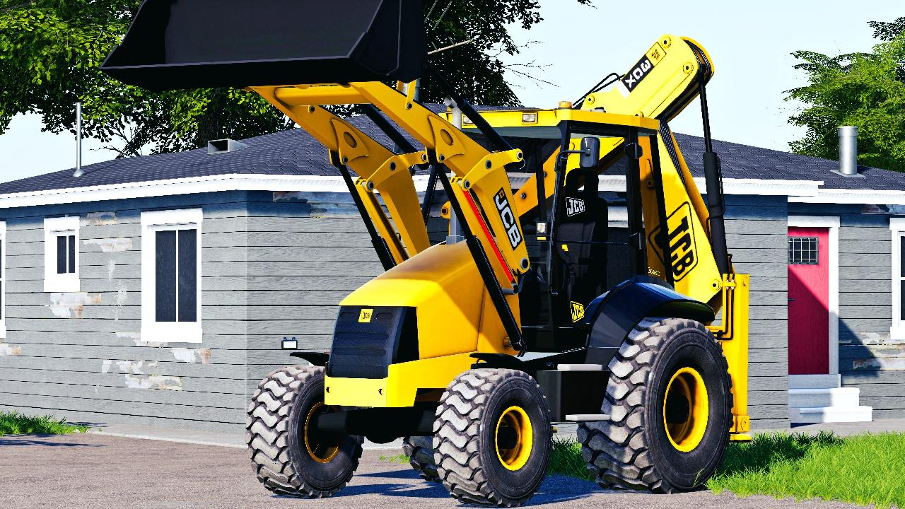 JCB 3CX & 4CX PACK