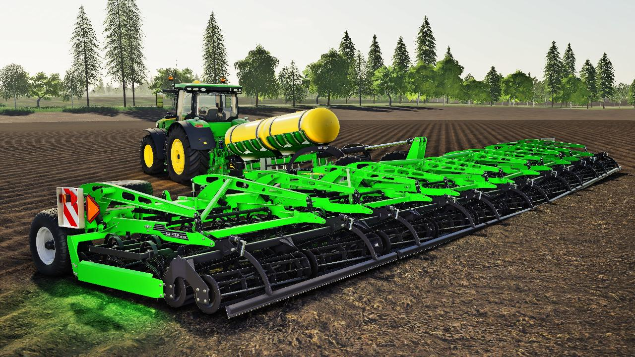 JD decompactor & fertilizer