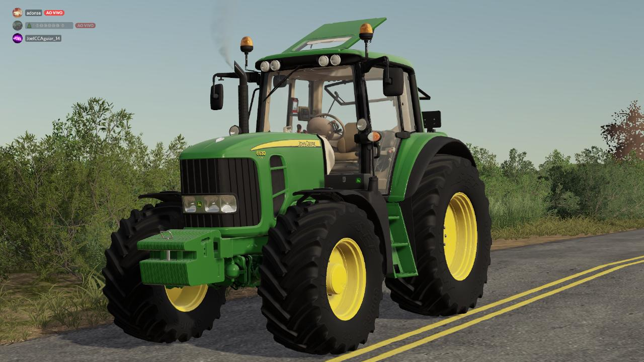 John Deere 6030 Premium 6 cyl BIG UPDATE