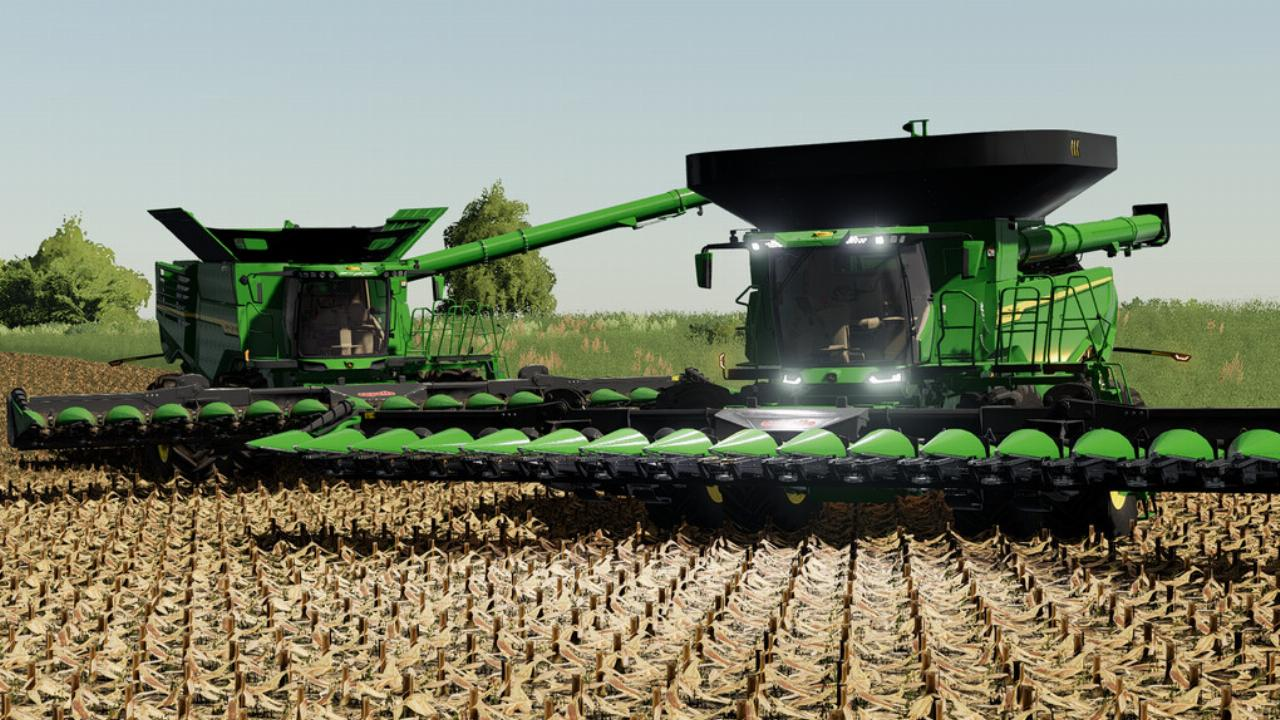 John Deere X9 2020 US Version