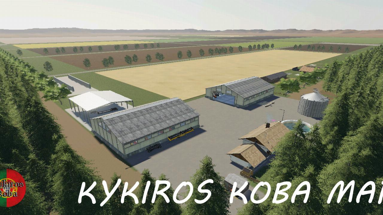 Kykiros Koba Map V1.0
