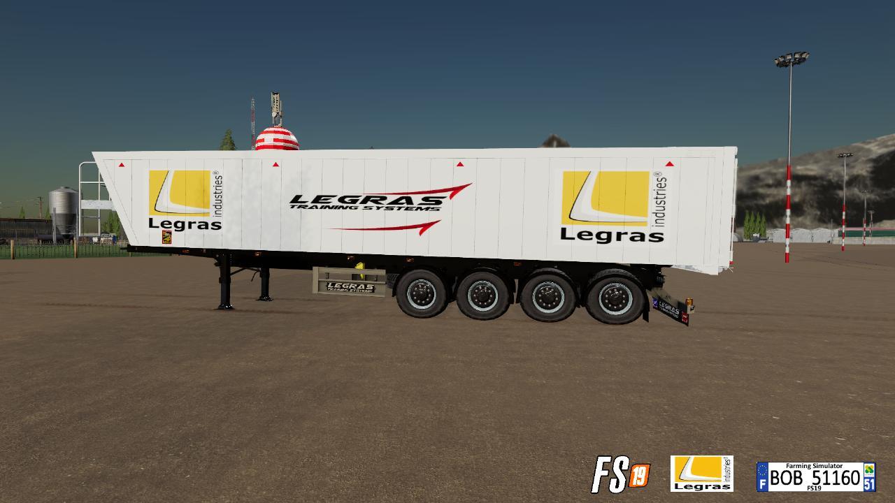 Legras-Anhänger LS19