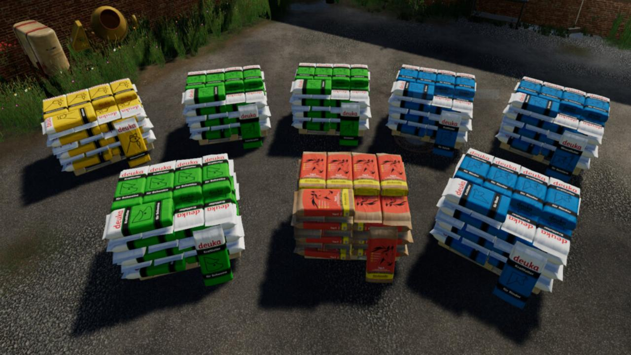 ETS2-MaizePlus Futtererweiterung – Tierfutterzusätze