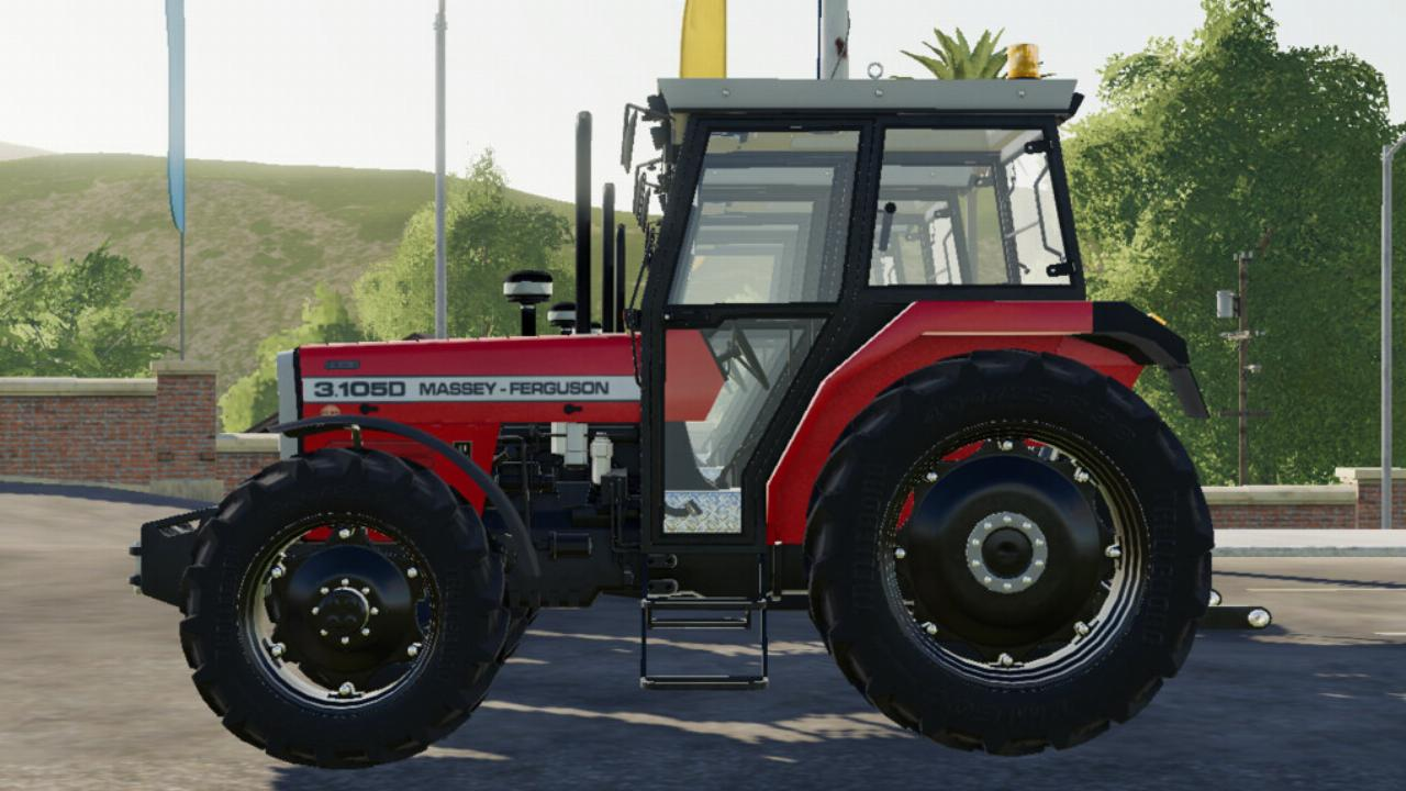 Massey Ferguson 3105D
