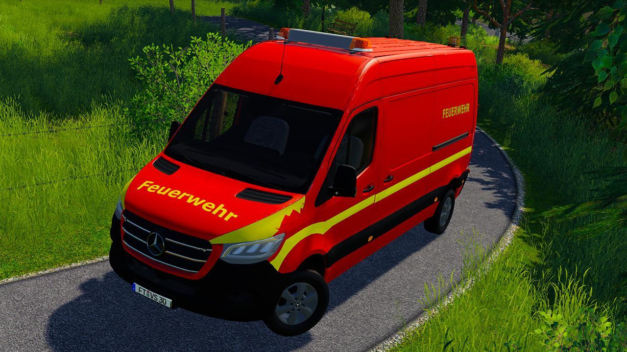 Mercedes Benz Sprinter VS30