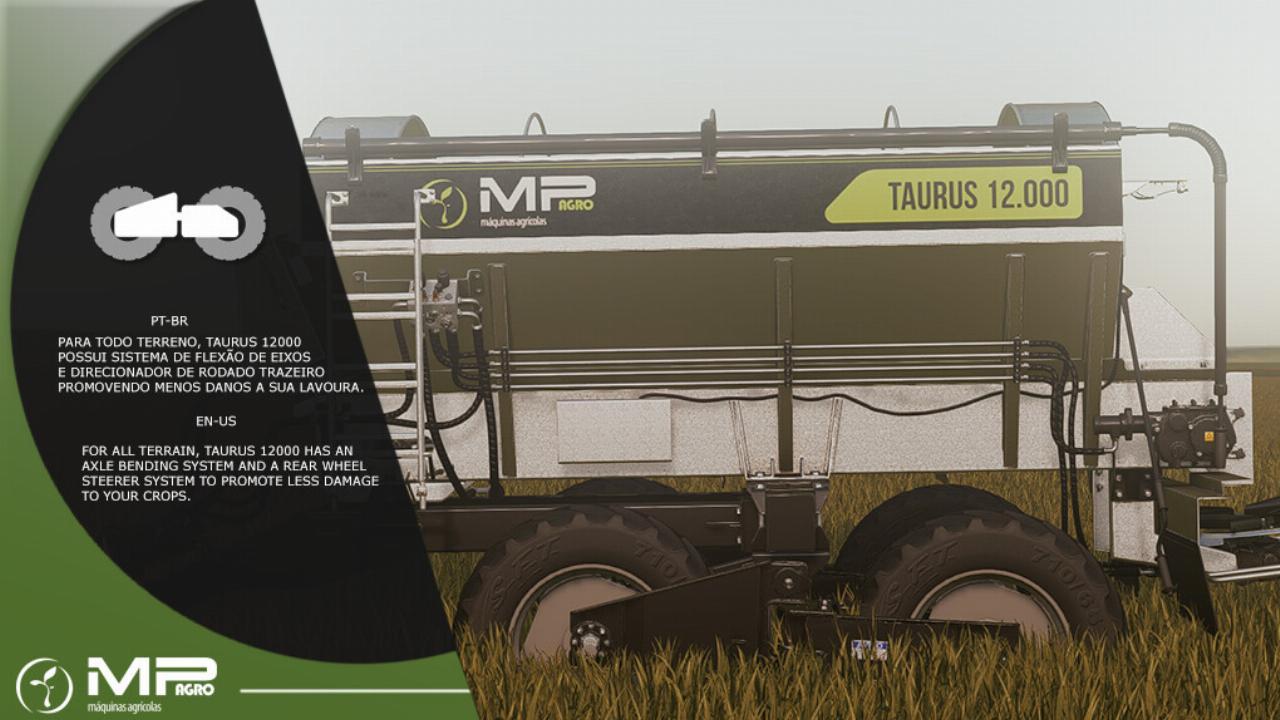 MP Agro Taurus 12000