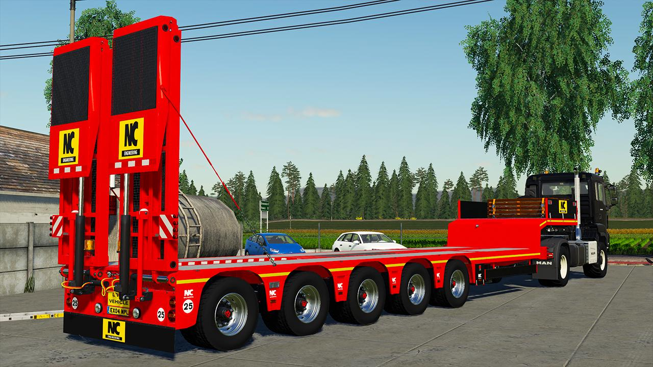 NC Low Loader