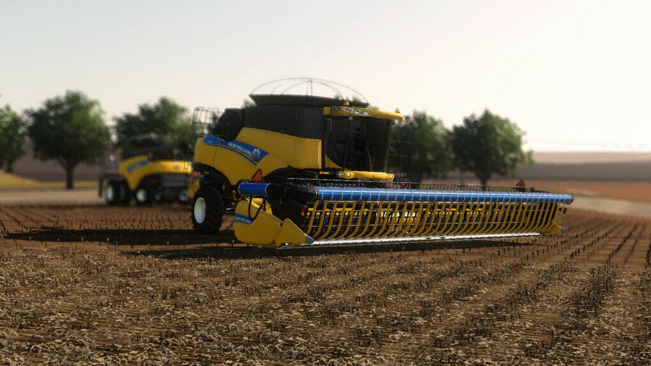 New Holland / Case IH Drapper