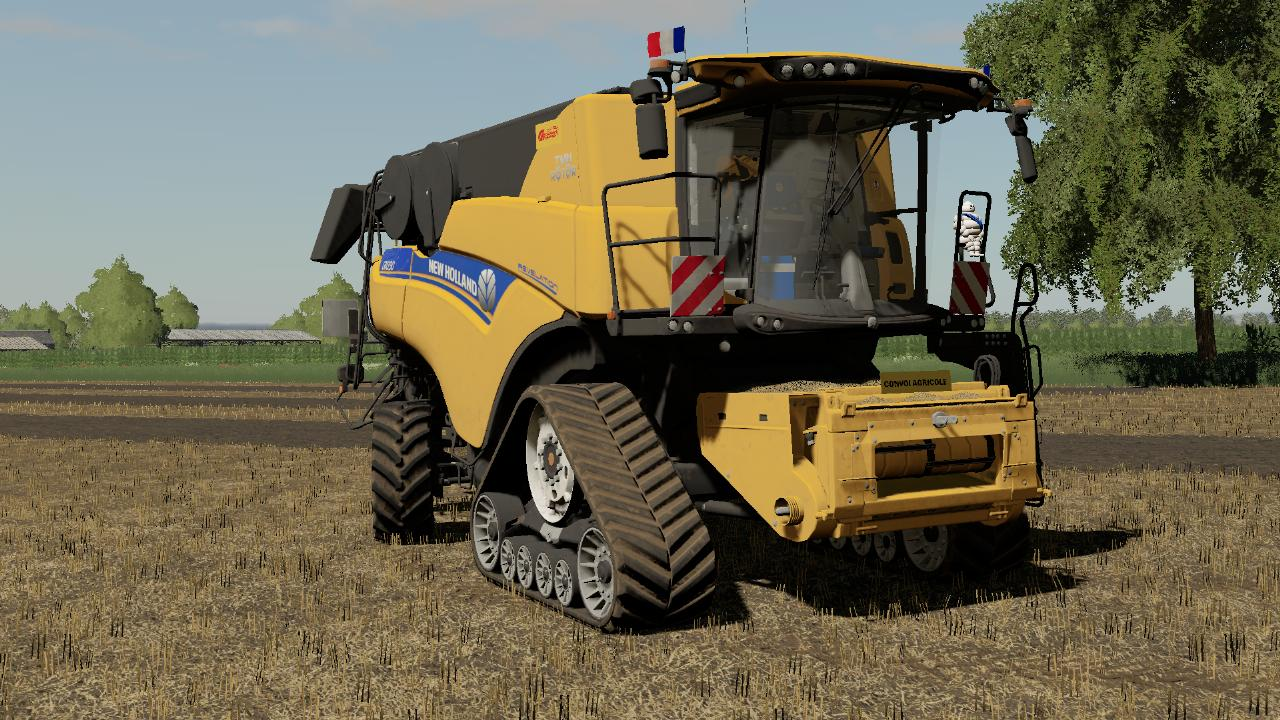 New Holland CR10.90 Revelation
