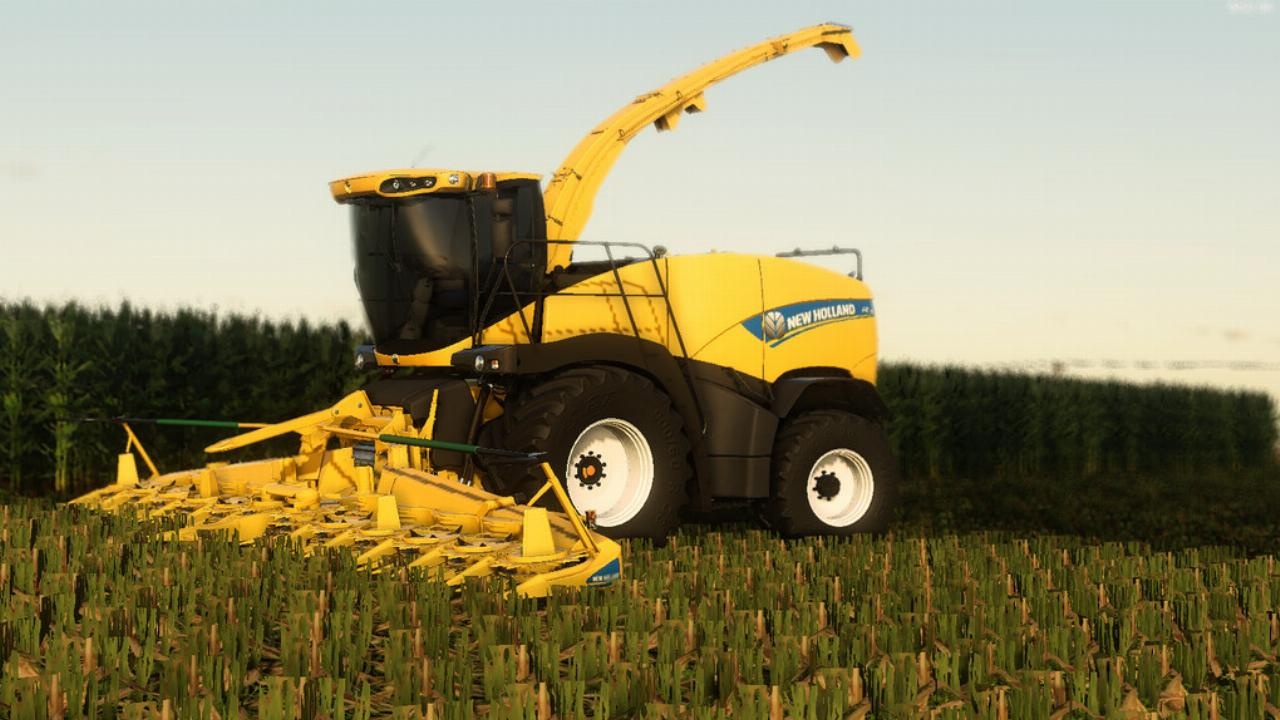 New Holland FR850