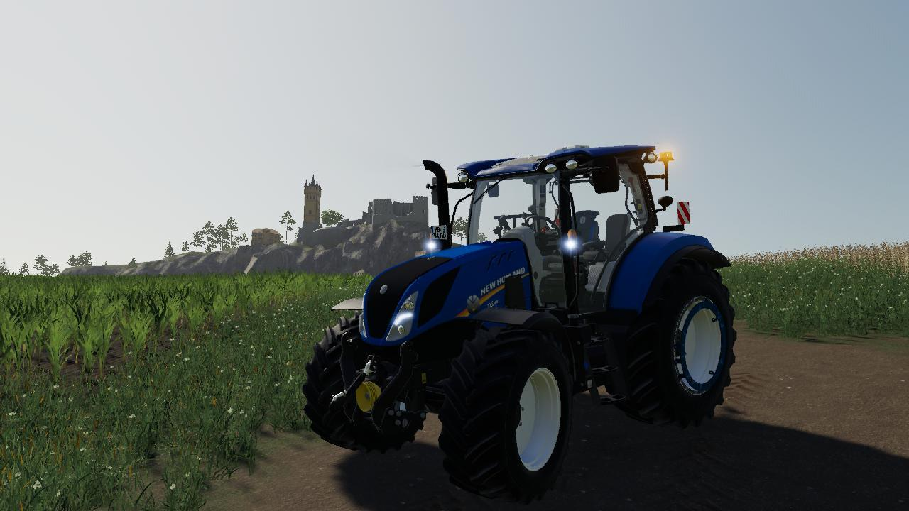New Holland T6.160 (v1.0.1)