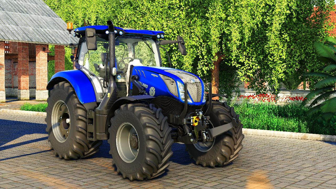 New Holland T6 Series EDIT
