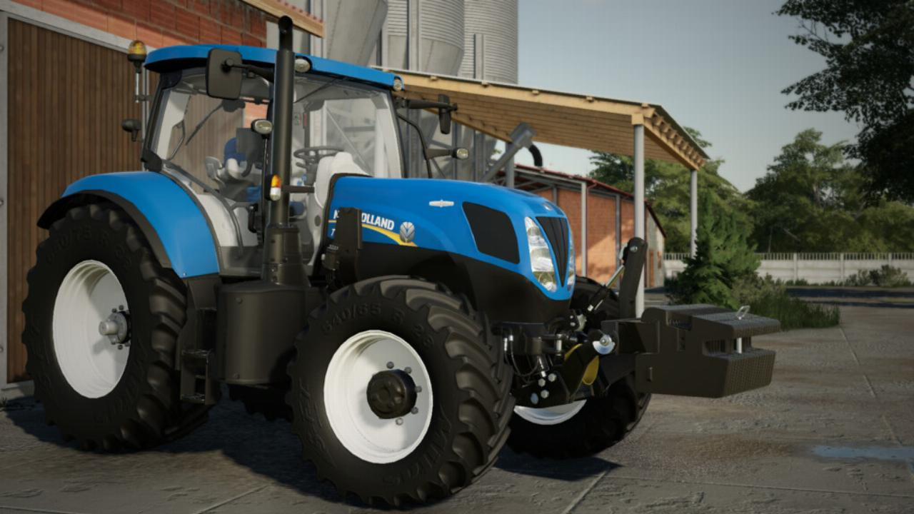 New Holland T7 2011 Series