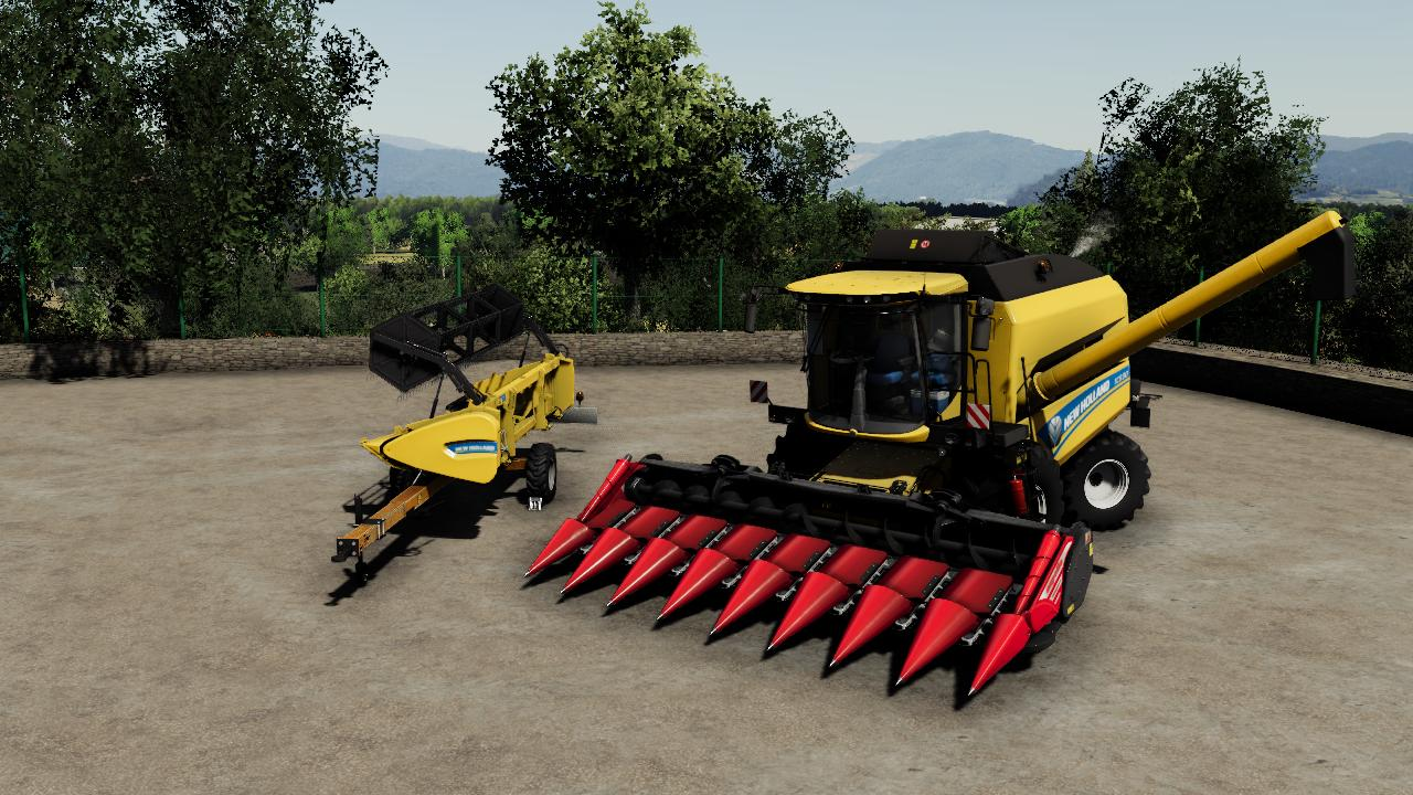 New Holland TC5.90 Pack