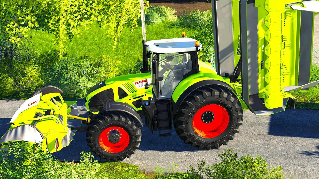 Pack Faucheuses Claas