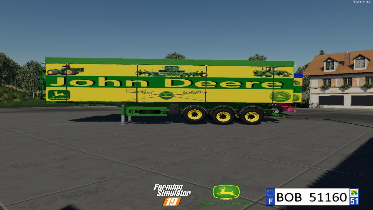 Pack Trailer John Deere